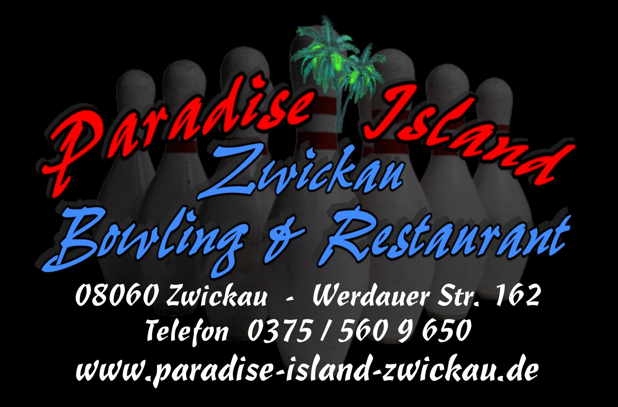 Paradise Island Zwickau